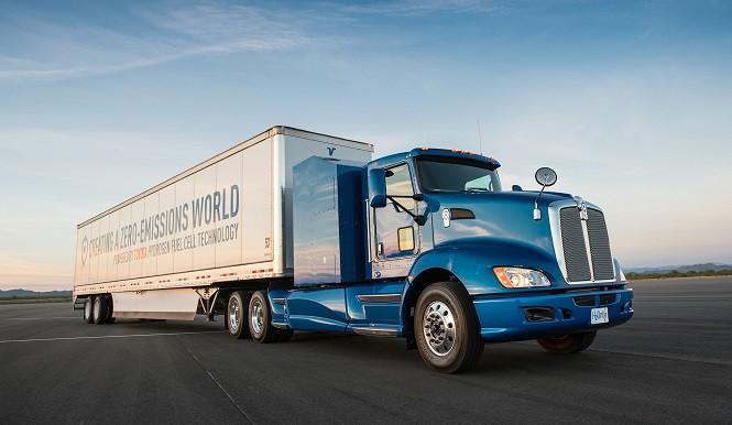 Toyota rozpoczyna testy ciężarówki napędzanej ogniwami paliwowymi
