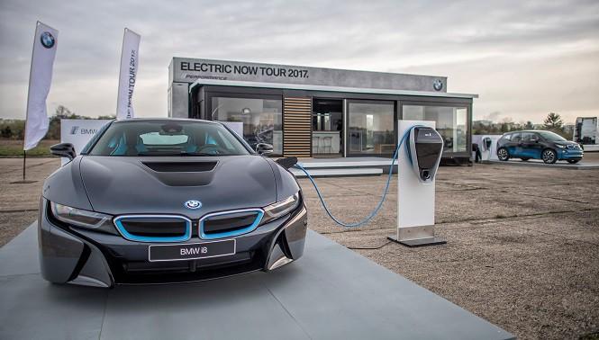BMW Electric Now Tour 2017: bliskie spotkanie z prądem