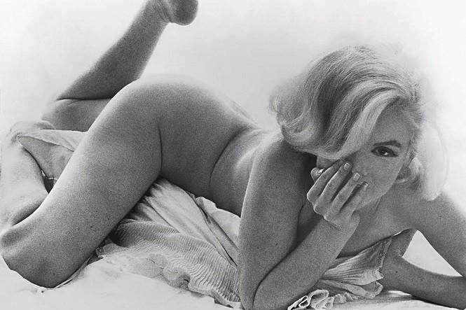 """""""Marilyn. Ostatnia seans"""" - wystawa nadzwyczajnych fotografii w DS World Paris"""