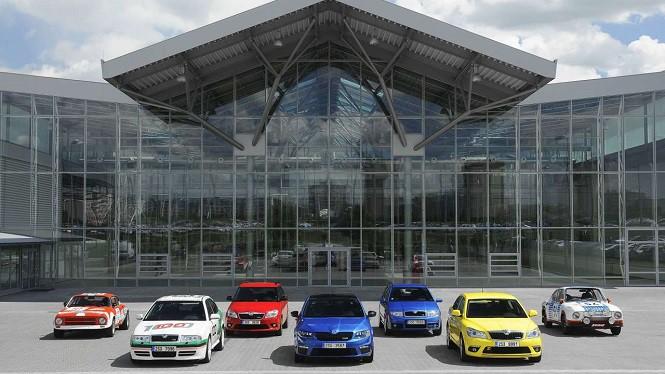 Piętnastomilionowy samochód Skody od momentu dołączenia do Grupy Volkswagen