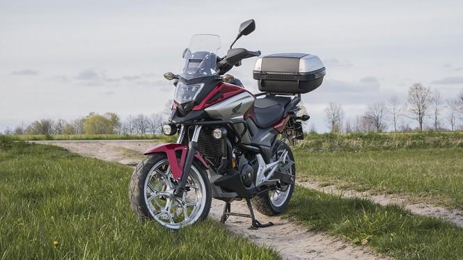 Test Honda NC750X: turystyczny osiołek