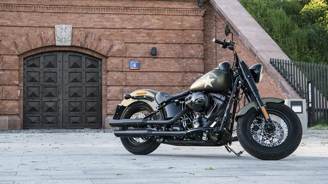 Test Harley-Davidson Softail Slim S: ten motocykl kiedyś będzie mój