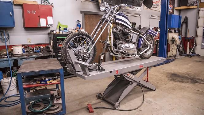 Renowacja silnika z Harleya-Davidsona Sportster