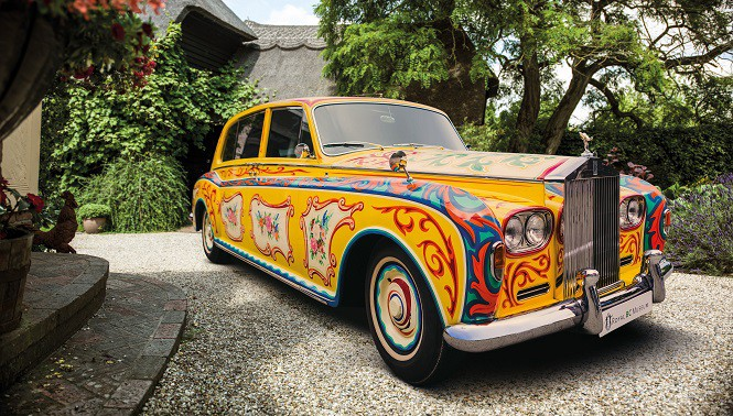 Rolls-Royce Johna Lennona powróci do Londynu!