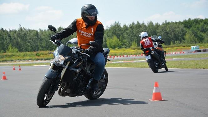 Suzuki Shell Moto Szkoła - relacja ze szkolenia