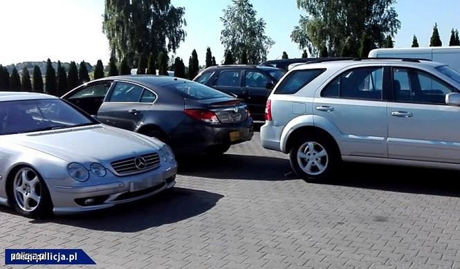 Centralne Biuro Śledcze Policji rozbiło gang kradnący auta w Europie
