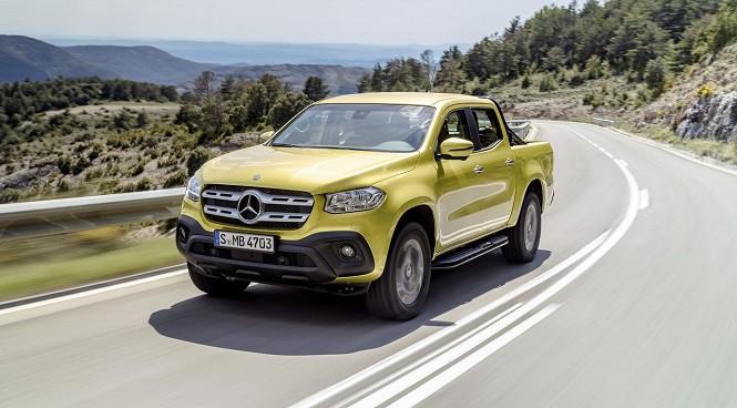 Mercedes-Benz Klasy X: pierwszy pick-up niemieckiej marki