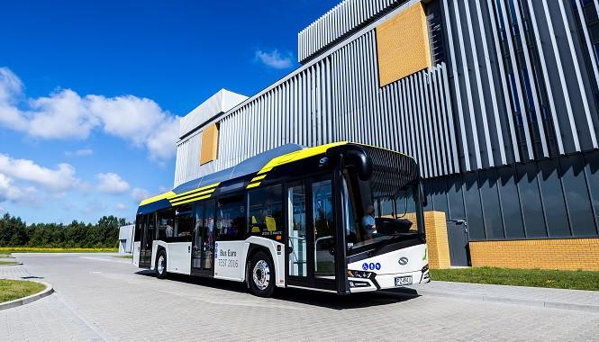Solaris dostarczy 22 autobusy elektryczne do Włoch