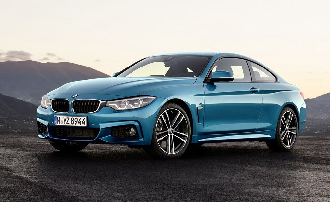 BMW odmłodziło Serię 4