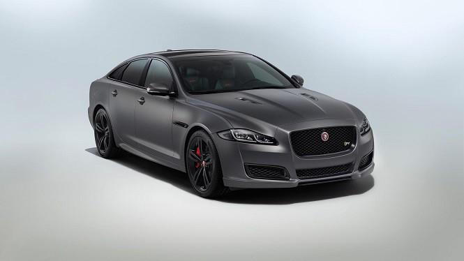 Jaguar zaprezentował model XJ w wersji R575