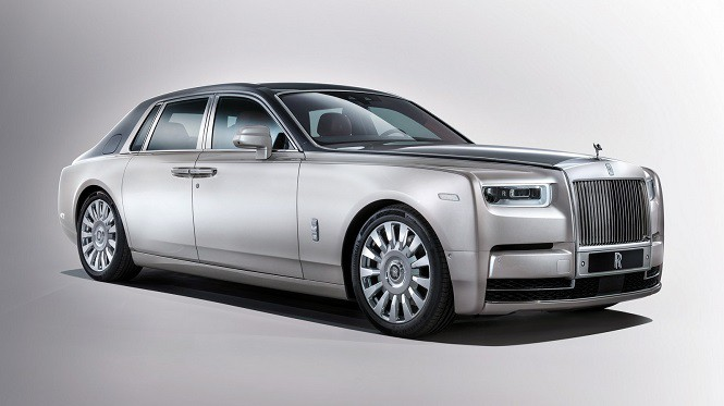 Oto nowy Rolls-Royce Phantom!