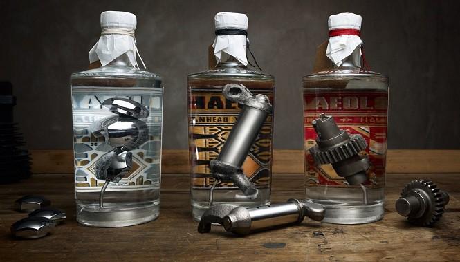 Oto pierwszy na świecie gin z... częściami od Harleya-Davidsona!
