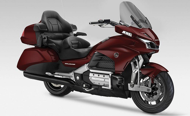 Taka będzie nowa Honda Gold Wing?