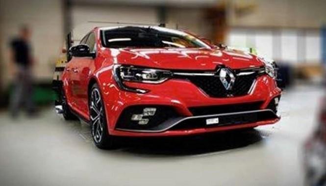 Wiemy jak wygląda nowe Renault Megane R.S.