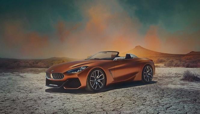 BMW Z4 Concept: zapowiedź roadstera od BMW
