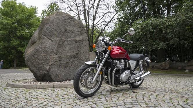 Test Honda CB1100 EX i CB1100 RS