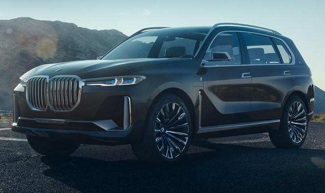 BMW X7 iPerformance Concept: zapowiedź nowego SUV-a z Monachium