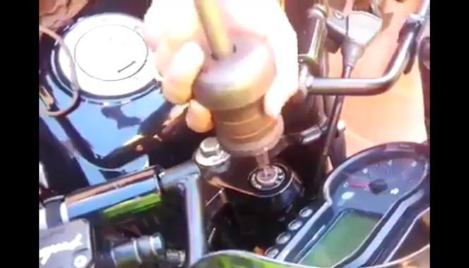 Jak złodzieje odpalają motocykle bez kluczyków?