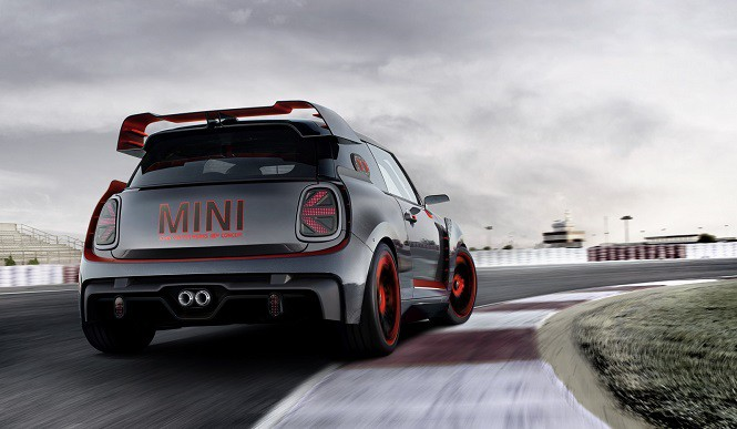 Mini John Cooper Works GP Concept: to tylko koncept