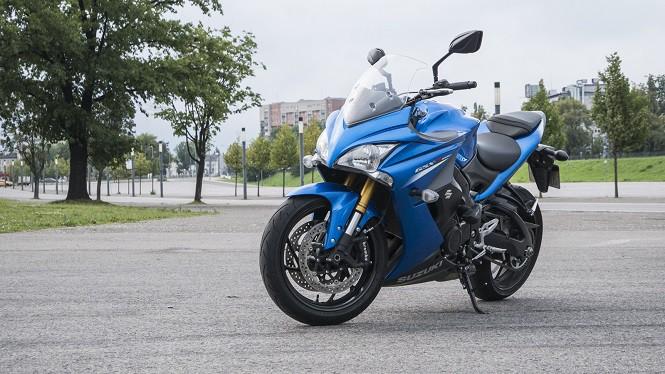 Test Suzuki GSX-S1000F