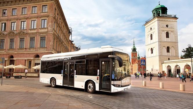 Stalowa Wola kupiła elektryczne autobusy Solaris