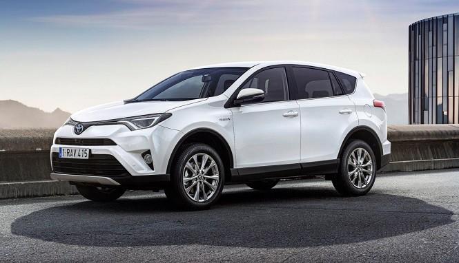 SUV-y stanowią 25% wszystkich sprzedanych samochodów  w Europie