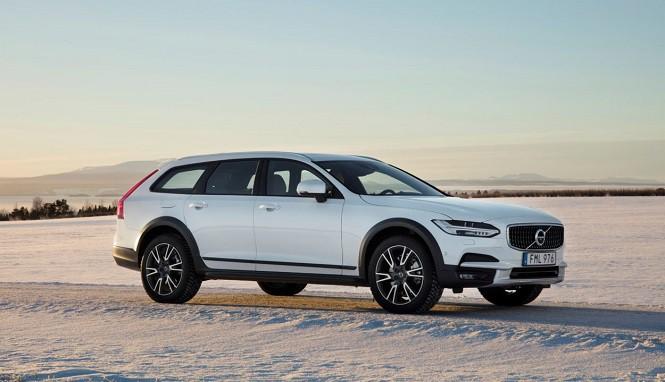 Volvo świętuje 20 urodziny napędu AWD w swoich samochodach