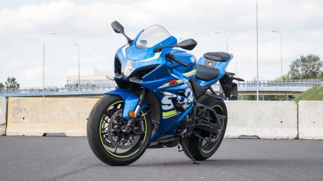 Test Suzuki GSX-R1000