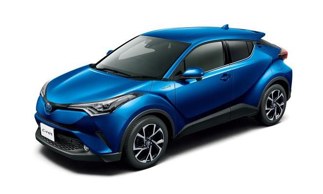 Rekordowa sprzedaż samochodów Toyoty w styczniu