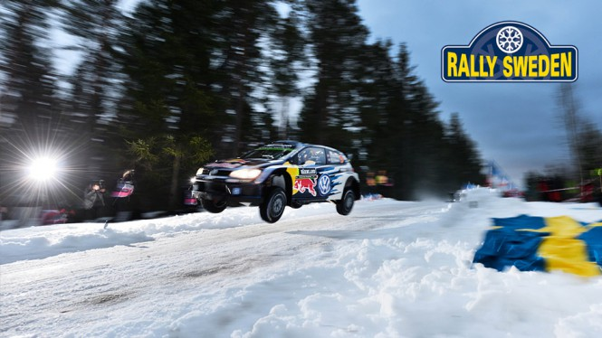 Rajd Szwecji już w najbliższy weekend