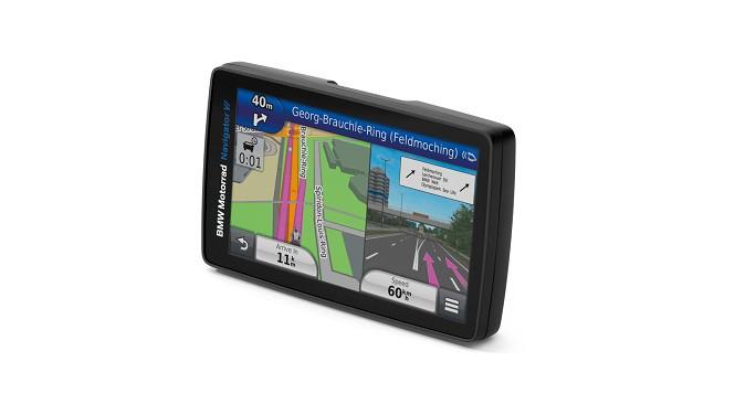 BMW Motorrad prezentuje system Navigator VI