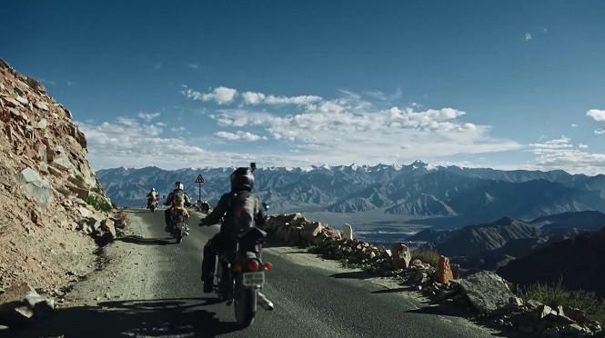 """""""Tylko dla Orlic 2016. Himalaje."""" - relacja z motocyklowego wyjazdu kobiet na """"dach świata"""""""