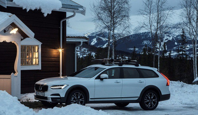 Get Away Lodge - wyjątkowy projekt Volvo Cars i Tablet Hotels