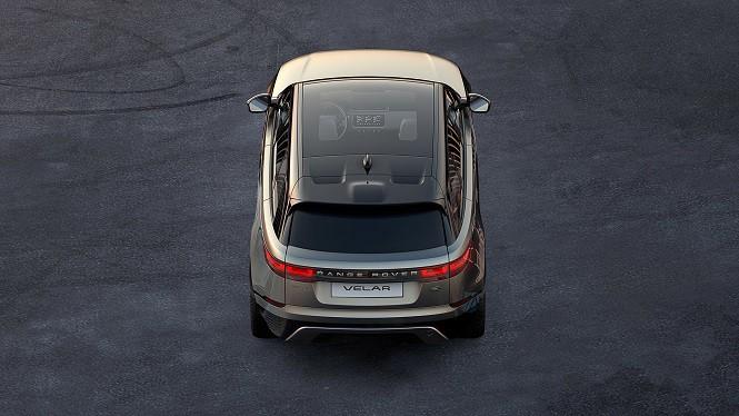 Land Rover Range Rover Velar: kolejny model w gamie brytyjskiego producenta