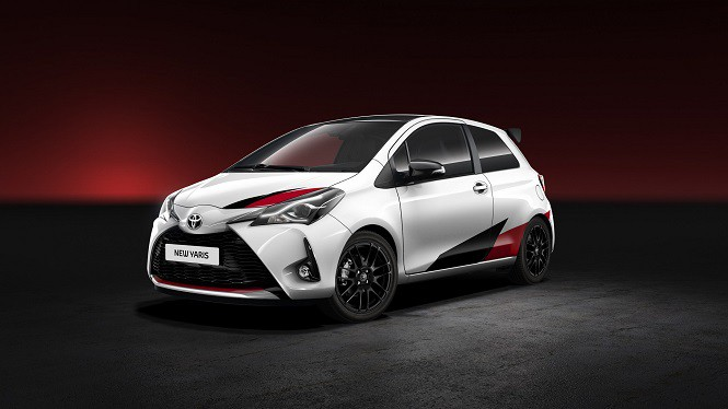 Toyota Yaris GRMN: hot hatch po japońsku
