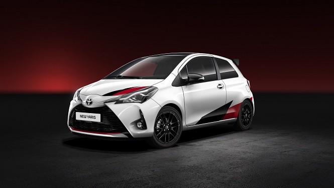 Toyota Yaris GRMN: hot hatch po japońsku