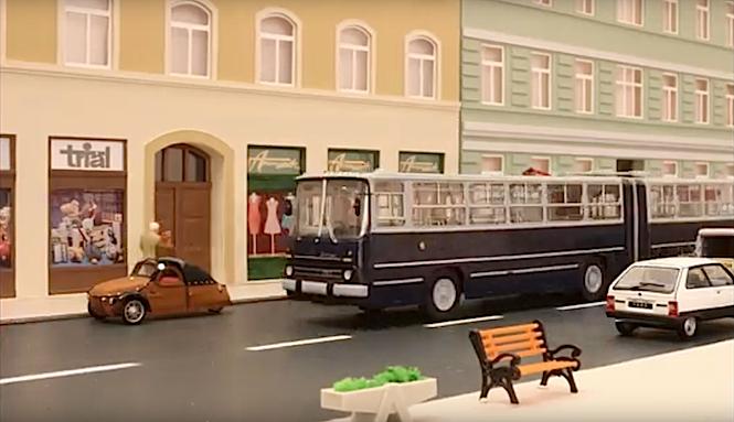 """Budapeszt """"jak z komuny"""" i samochody - film, jakiego nie znacie"""