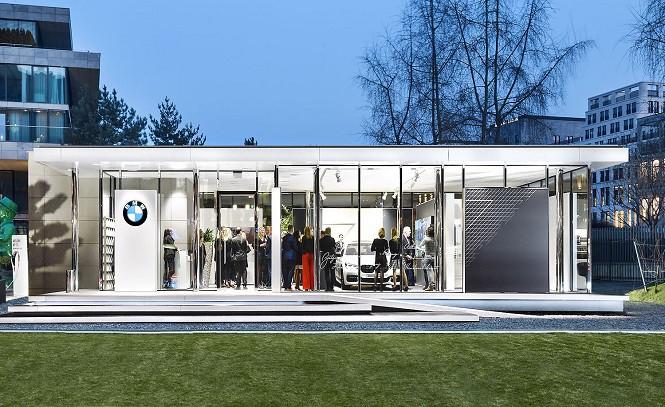 Premiera BMW Luxury Excellence Pavilion w Warszawie