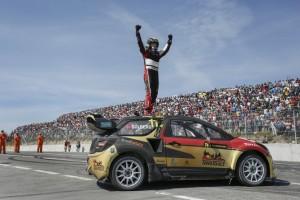 Petter Solberg mistrzem świata w rallycrossie i daje wywiad dla CKM