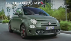 Reklamy warte uwagi: Fiat 500S i damska dominacja