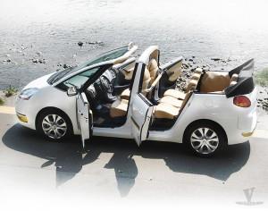 Van-kabriolet – opcja dla kolekcjonerów