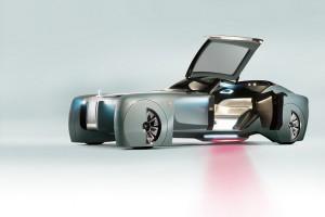 Rolls-Royce 103EX: Brytyjczycy świętują 100-lecie BMW