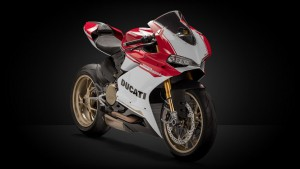 Ducati zaprezentowało 1299 Panigale S Anniversario