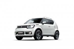 Paryż Motor Show: debiut nowego Suzuki Ignis