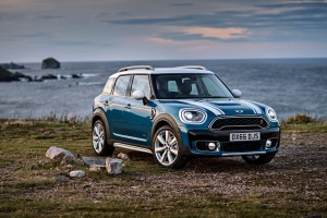 Oto nowe Mini Countryman