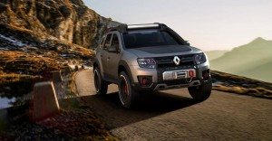Renault Duster Extreme: szkoda, że to tylko koncept