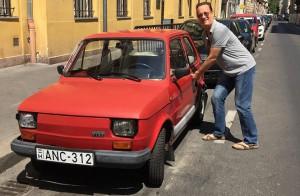 Tom Hanks dostanie od Bielska-Białej Fiata 126p