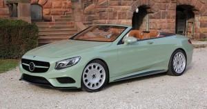 Mercedes-Benz Klasy S Kabriolet od Carlssona