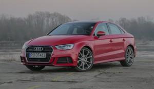 Test Audi A3 Limousine: po niemiecku