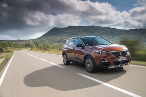 "Peugeot 3008 zdobył tytuł ""Car of the year 2017""!"